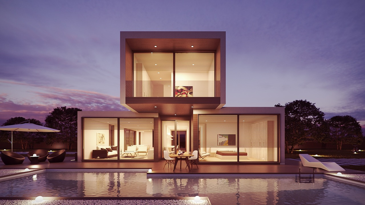 Pampeluna – stylowy projekt domu